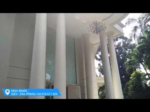 Rumah Mewah Dijual / Luxury Home For Sale Pondok Indah South Jakarta