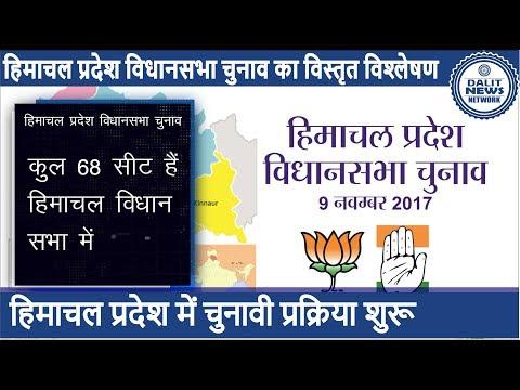 हिमाचल में चुनावी प्रक्रिया शुरू – मतदान 9 नवम्बर को | ELECTIONS IN HIMACHAL – POLLING ON 9 NOV