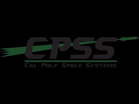 Cal Poly Space Systems HM8 Cold Flow Test