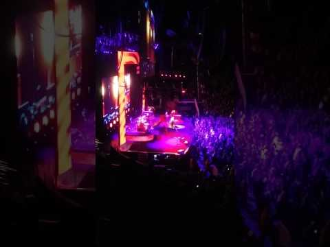 Stevie Nicks Goldust Woman Vivint Arena
