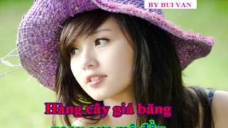 CHUYEN TINH KHONG DI VANG (HỌC LÀM KARAOKE)