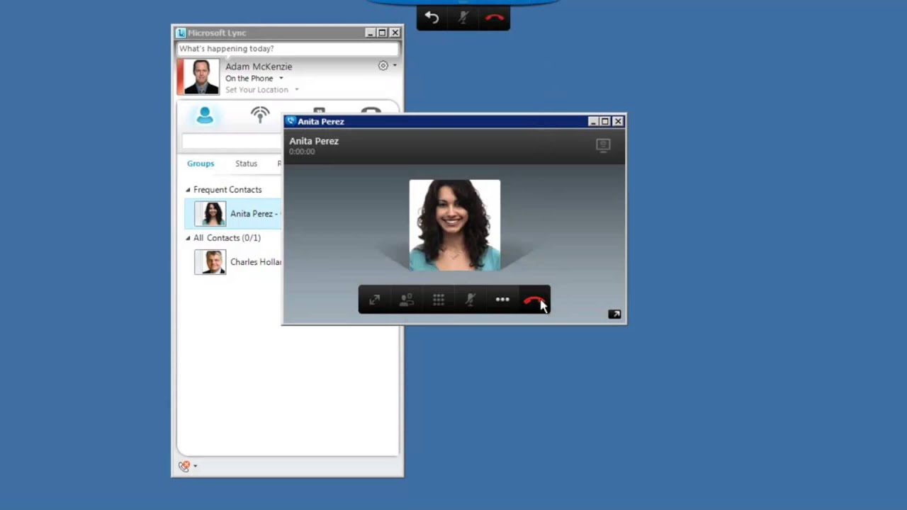 Cisco Unified Communications Integration For Microsoft