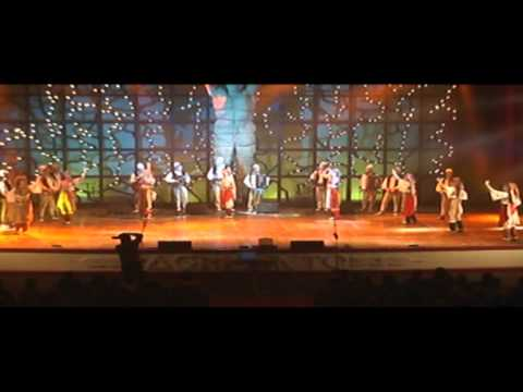 FOLKWORLD Present -  National Dance and Songs Ensemble SHOTA - Kosovo