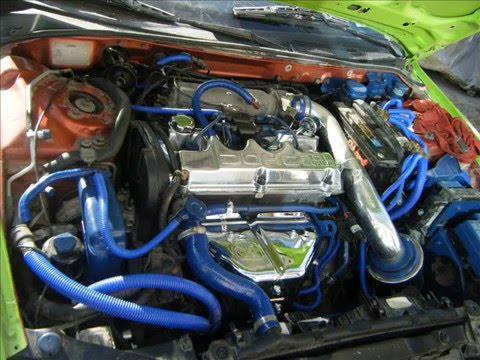 Hqdefault on Mitsubishi Eclipse Motor