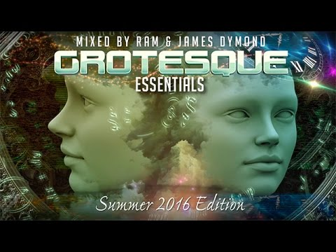 Grotesque Essentials (Summer 2016 Edition) - Mixed by Ram &