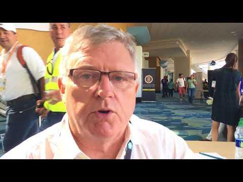 Puerto Rico Financial Institutions Commissioner George Joyner