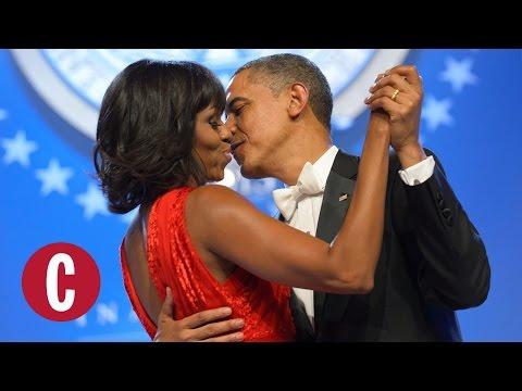 22 of Barack & Michelle Obama's Cutest Moments | Cosmopolitan