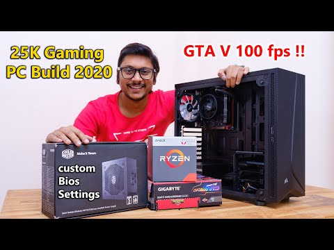 25K Ultimate Gaming PC Build... Max Performance On Budget !! 🔥