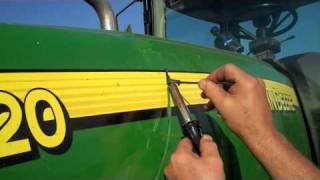 JD 8320 hood repair.m4v