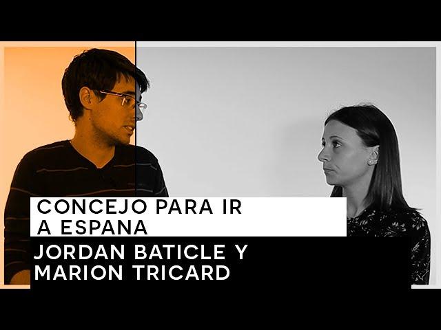 [Les Tutos Linguistiques] Consejo para ir a España - Jordan y Marion  [Labo Vidéo]