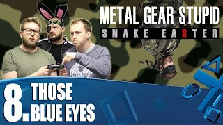 MGS Snake Easter 08 - Those Blue Eyes