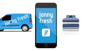 Online Textilreinigung mit Abholung & Lieferung - Jonny Fresh