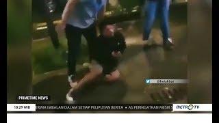 Viral! Suporter Timnas Indonesia Dikeroyok di Malaysia