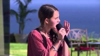 Carly Rose Sonen Clar - Broken Hearted - The X Factor USA 2012(Britney's House)