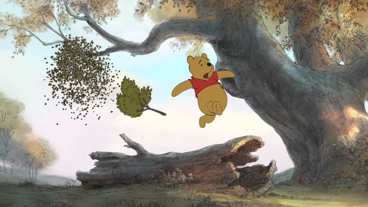 Cute Pooh Bear Wallpaper Hd Winnie The Pooh Una Nueva Historia Youtube
