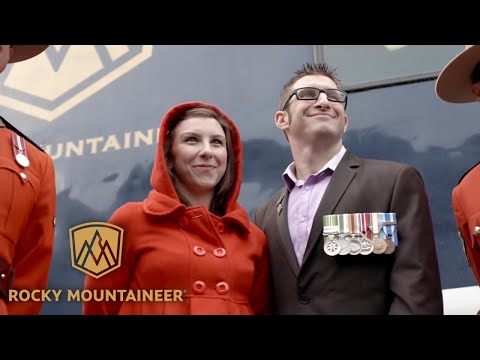 Life Changing Train for Heroes - Australian Hero - Hosted by President & CEO Randy Powell