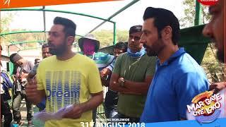 Mar Gaye Oye Loko  Behind The Scenes  Binnu Dhillon  Jaswinder Bhalla  Sapna Pabbi