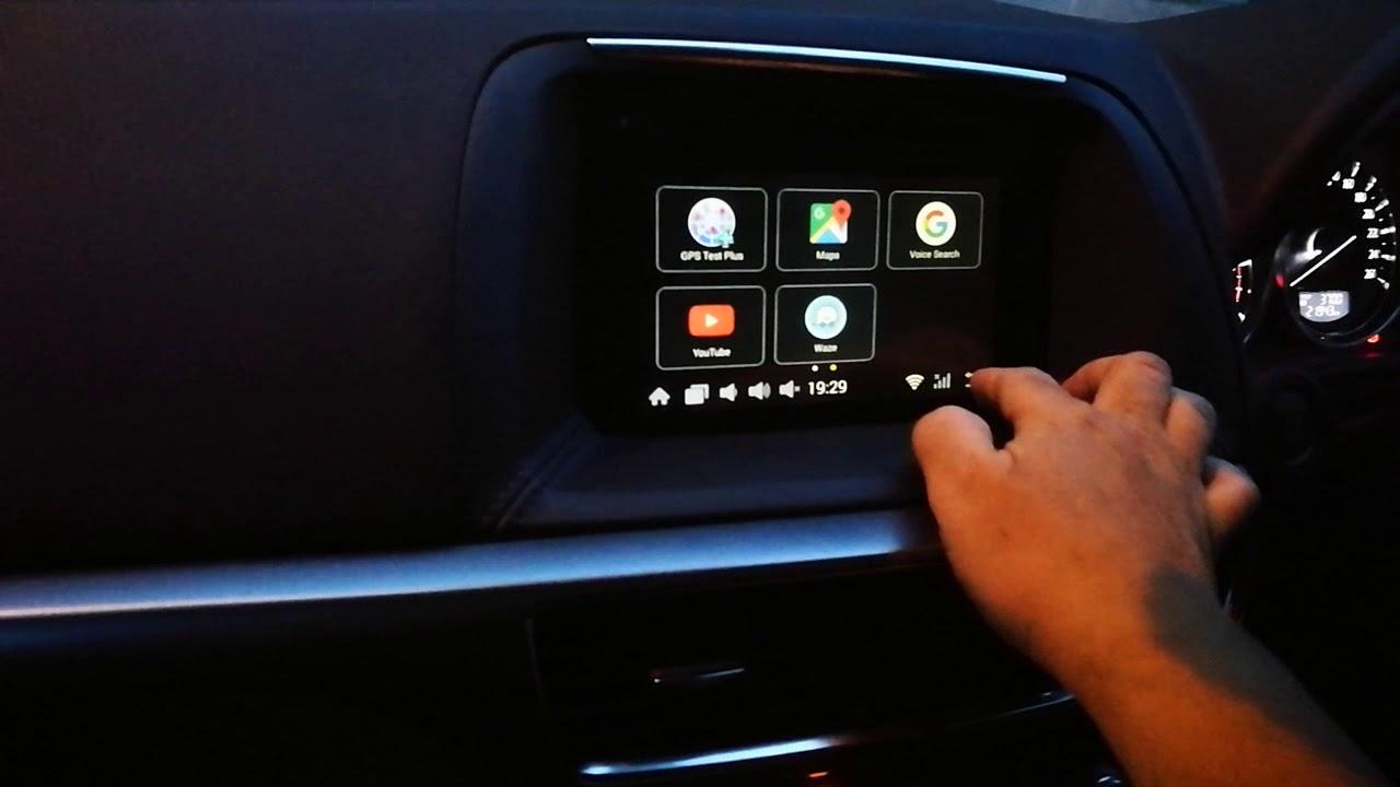 2018 Mazda Cx 5 Install Mazda Android Interface And Carplay Device