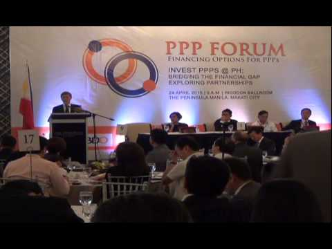 Session Two Part 1 of 2: Project Financing of PPPs – Challen