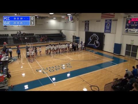 Otero Junior College vs. Pratt Community College (Volleyball - Quiznos Classic)