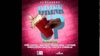 DRINK UP RIDDIM INSTRUMENTAL | DRINK UP RIDDIM | @TJRECORDS | DANCEHALL | 2014 | @21STHAPILOS