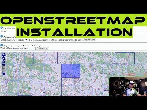 OpenStreetMap Download / Installation On Garmin Edge 520 GPS Device. Bike Computer