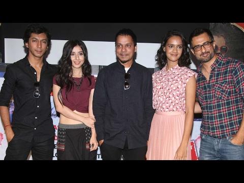 Sanjay Suri, Anshuman Jha, Suzanna Mukherjee At Launch Of Mona Darling Anti Campaign
