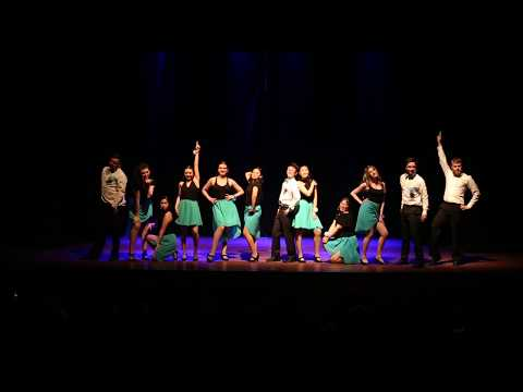 Absolute Pitch Final Showcase 2018 - I Wanna Dance With Somebody
