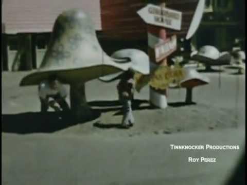 Santa's Village - Scotts Valley 1959