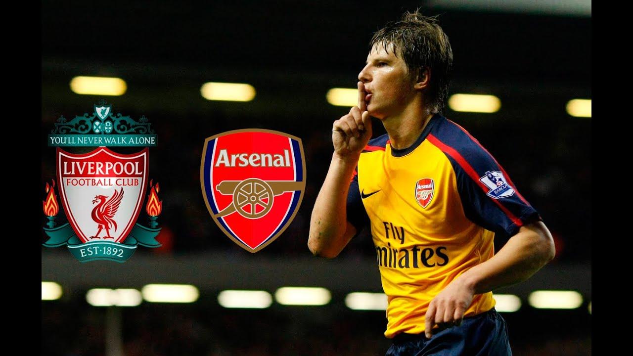cf93ff9a5 Liverpool - Arsenal (4-4) Match legend 2009 HD - YouTube