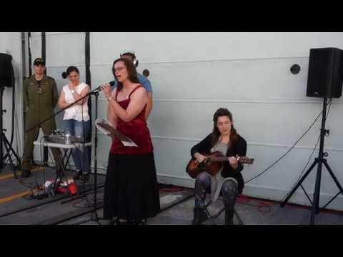 Goodbye ATHABASKAN Song Live