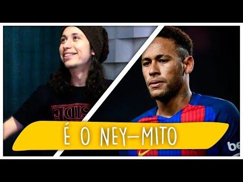REACT ♫ É O NEYMITO | Paródia DESPACITO - Luis Fonsi, Daddy Yankee ft. Justin Bieber (FutParódias)