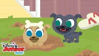 Baixar Pop! Goes the Weasel | 🎶 Disney Junior Music Nursery Rhymes | Disney Junior