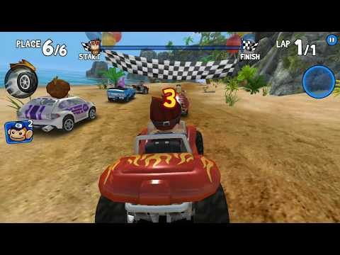 Car Games - beach buggy racing - Kids Car Games - Driving Simulator - Car Games 2019