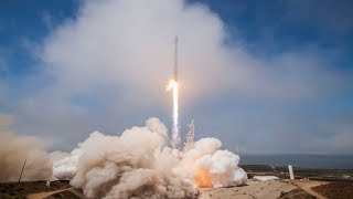 The launch of SpaceX last year pierced a huge temporary hole in the ionosphere.