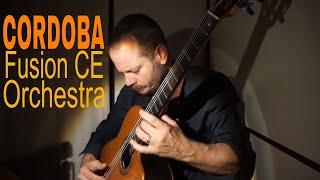 TEST CORDOBA Fusion CE Orchestra [nylon guitar]