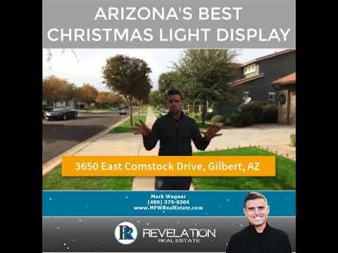 CHRISTMAS ON COMSTOCK Gilbert, Arizona