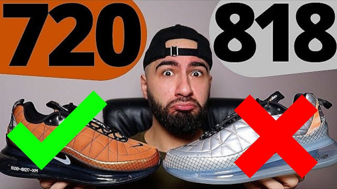 The Best Air Max 720 Nike Air Max 720 818 Review Youtube