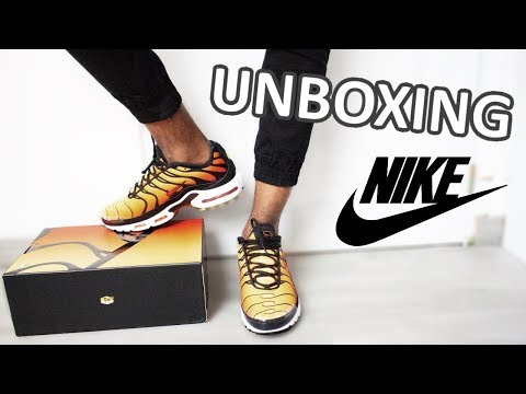 Nike Air Max Plus TN Tiger | Unboxing + On Feet 🔥