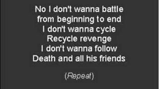 COLDPLAY DEATH AND ALL HIS FRIENDS LYRICS