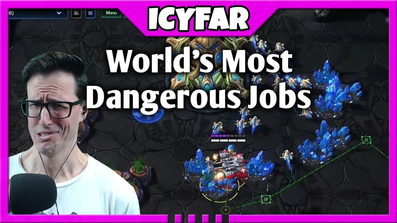 World's Most Dangerous Jobs | Recycling ICYFAR G2