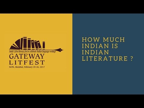 How much Indian is Indian Literature?