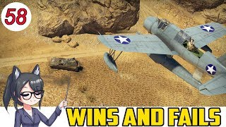 War Thunder: Wins 'n' Fails 58