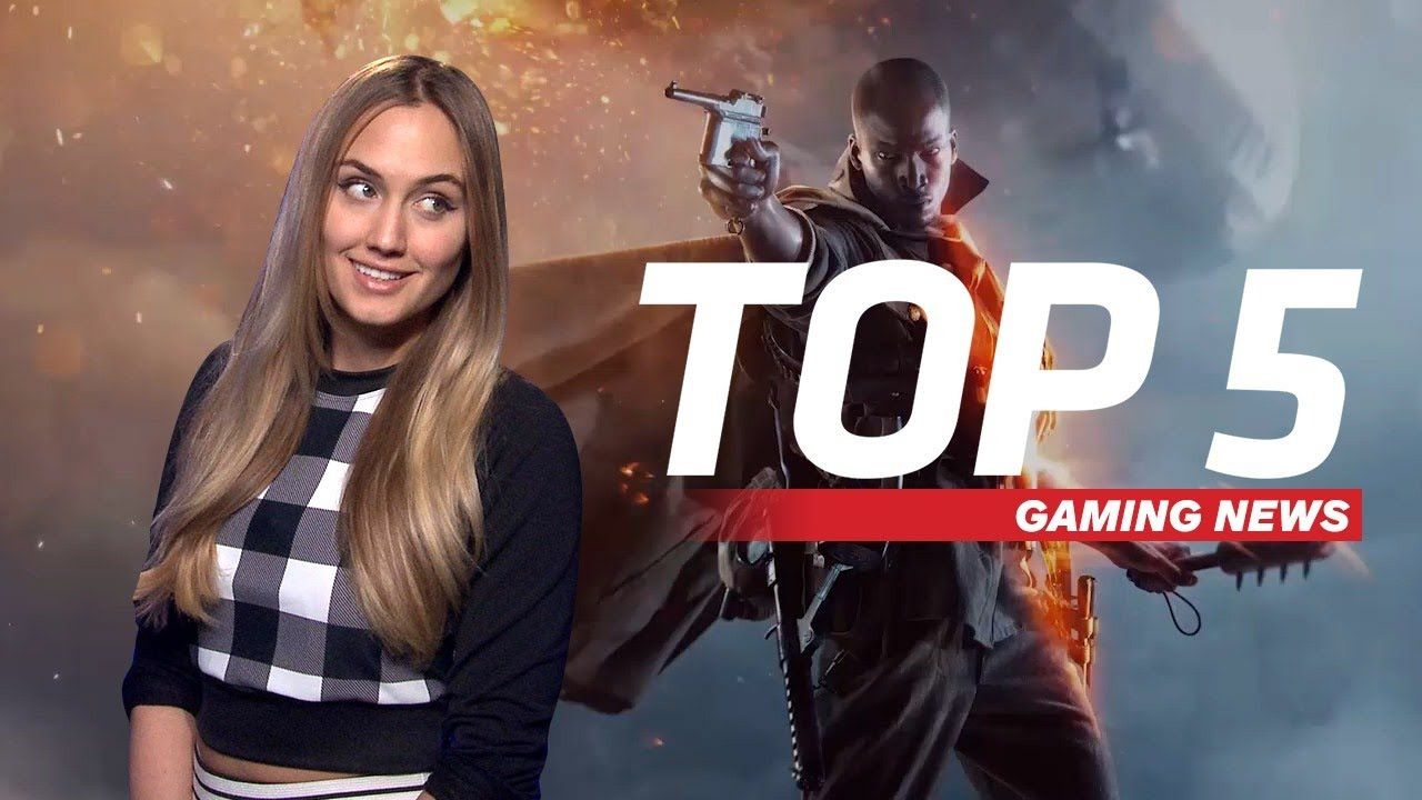 Download Battlefield 1 and Star Wars: Battlefront's Missing Campaign, It's Your Top 5 - IGN Daily Fix