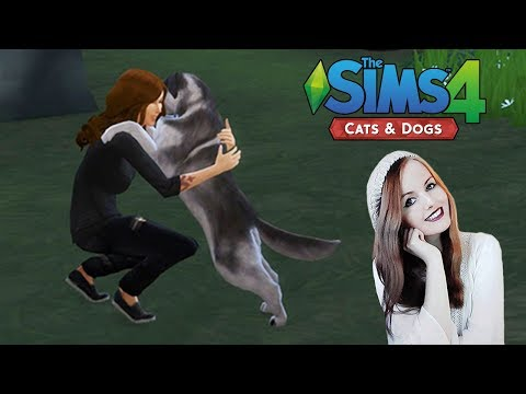 THEY GROW UP SO FAST | The Sims 4: Cats and Dogs Create A Pe