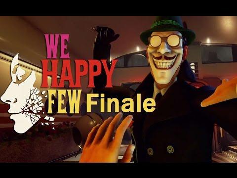 We Happy Few Clockwork Update l Finale