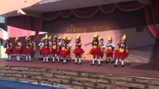 Pinocchio song kinder