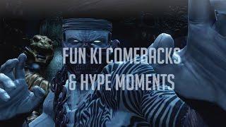 KI Comebacks & Hype Moments