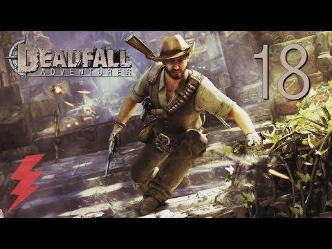 Deadfall Adventures Прохождение на русском Часть 13 Город Майя