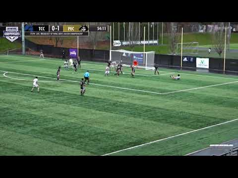Peninsula College Men's soccer team - Chunghwan Lee  Highlight NWAC Championship
